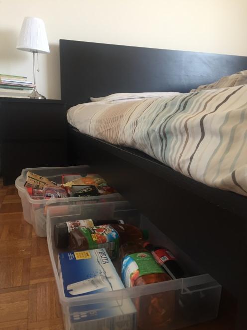 unterm Bett 1